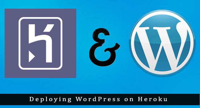 deploy-wordpress-on-heroku